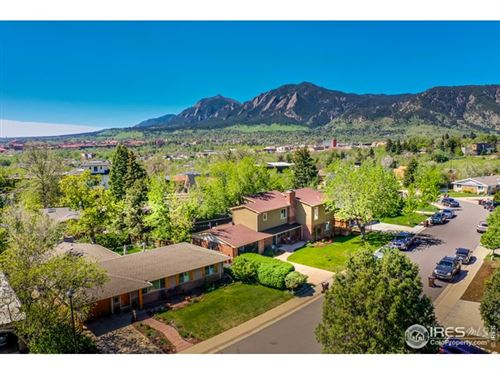 Tiny photo for 2020 Balsam Dr, Boulder, CO 80304 (MLS # 912580)