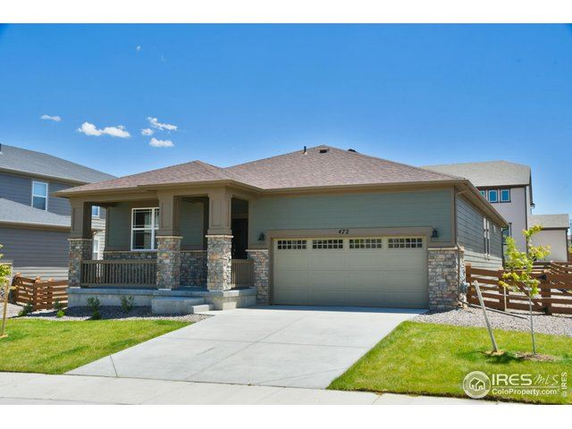 472 Gold Hill Dr, Erie, CO 80516 - #: 942584