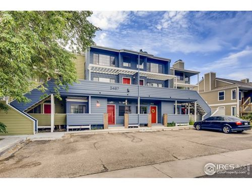 Photo of 3487 28th St 20, Boulder, CO 80301 (MLS # 946590)