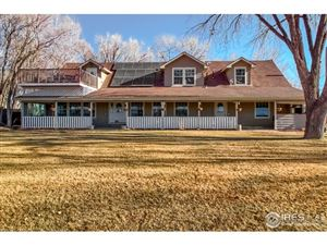 Photo of 33216 County Road 380, Kersey, CO 80644 (MLS # 869593)