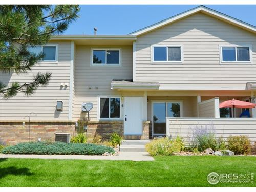 Photo of 1601 Great Western Dr E-6, Longmont, CO 80501 (MLS # 946595)