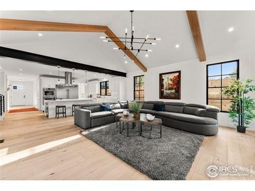 Tiny photo for 1415 Riverside Ave, Boulder, CO 80304 (MLS # 950599)