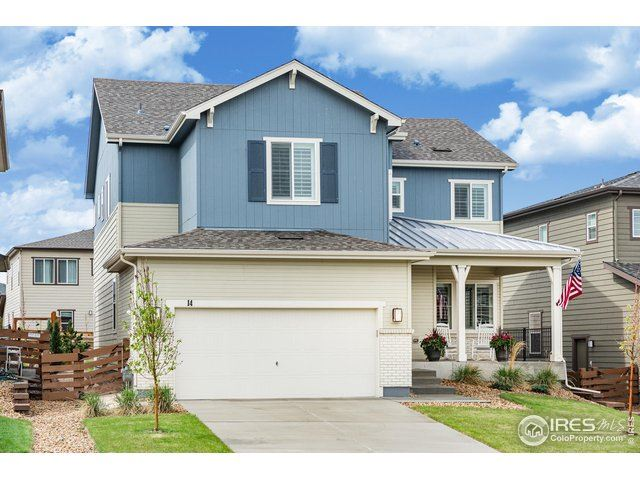 14 Equinox Cir, Erie, CO 80516 - #: 911606