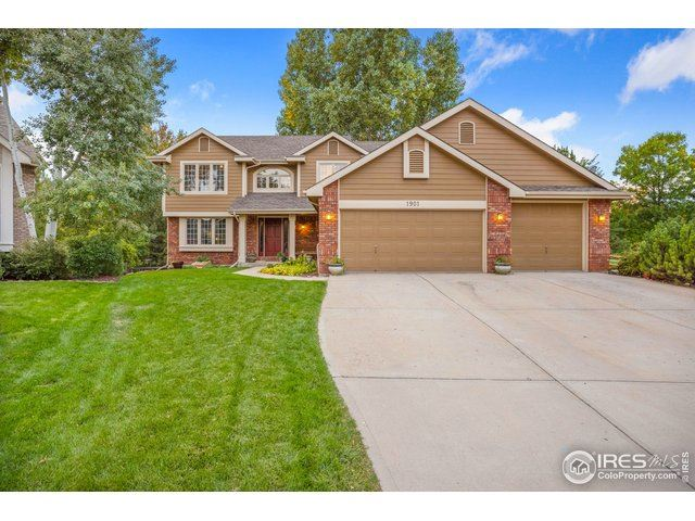 1901 Canopy Ct, Fort Collins, CO 80528 - #: 953613