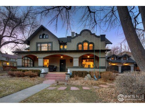 Photo of 943 Spruce St, Boulder, CO 80302 (MLS # 936614)