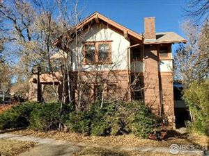 Tiny photo for 904 10th St, Boulder, CO 80302 (MLS # 898616)