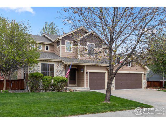 608 Americana Rd, Longmont, CO 80504 - #: 911616