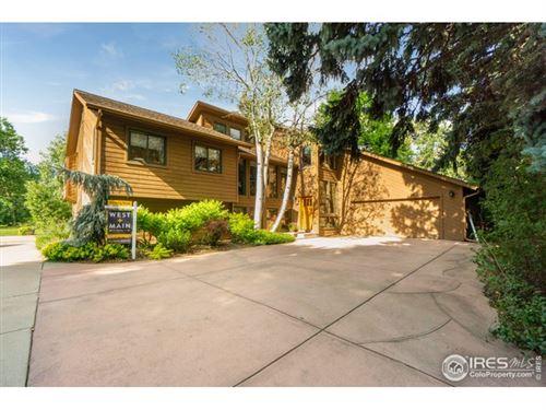 Photo of 3898 Birchwood Dr, Boulder, CO 80304 (MLS # 920620)
