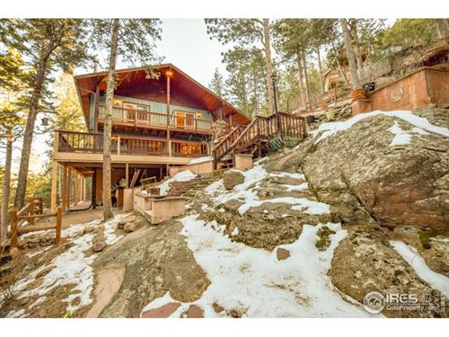 Photo of 97 Lookout Dr, Lyons, CO 80540 (MLS # 901621)