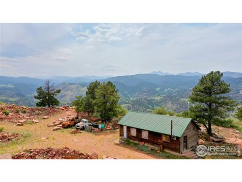 Photo of 2463 Steamboat Valley Rd, Lyons, CO 80540 (MLS # 946633)