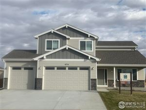 Photo of 6714 Sage Meadows Dr, Wellington, CO 80549 (MLS # 875636)