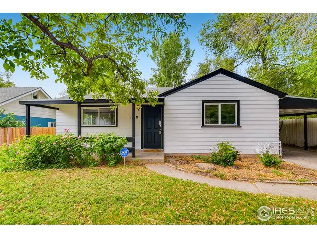 1519 Laporte Ave, Fort Collins, CO 80521 - #: 943638