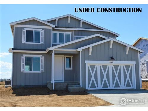 Photo of 320 Rocking Chair Dr, Berthoud, CO 80513 (MLS # 912642)