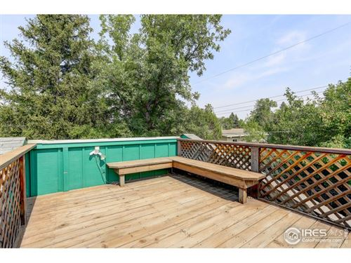Tiny photo for 810 36th St, Boulder, CO 80303 (MLS # 950646)