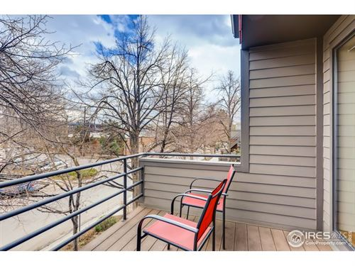 Tiny photo for 750 Walnut St 750-D, Boulder, CO 80302 (MLS # 938651)