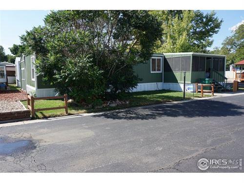 Photo of 221 W 57th St B59, Loveland, CO 80538 (MLS # 4653)