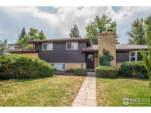 Photo of 4950 Sioux Dr, Boulder, CO 80303 (MLS # 920653)