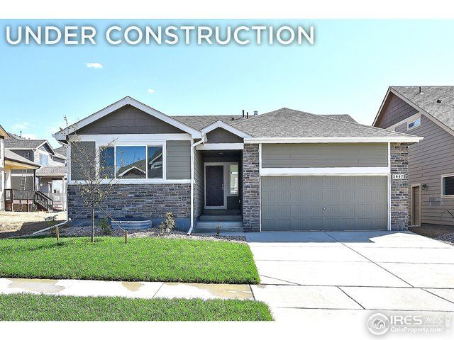 1532 Wavecrest Dr, Severance, CO 80550 - #: 895667