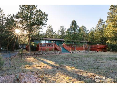 Photo of 100 Cherokee Rd, Lyons, CO 80540 (MLS # 928668)