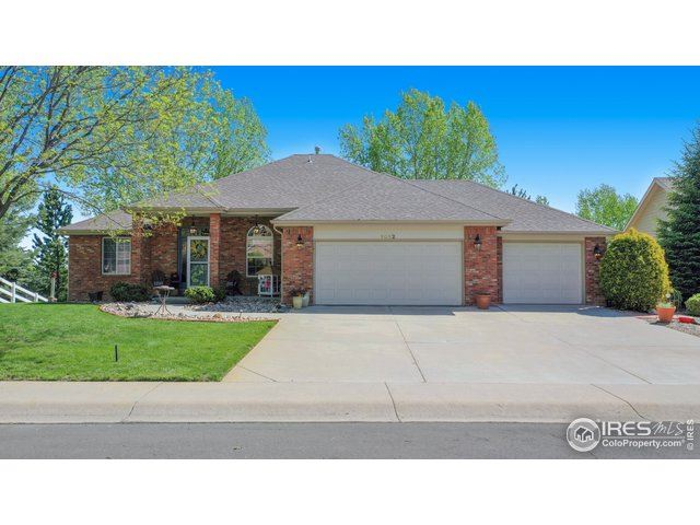 1012 Battsford Circle, Fort Collins, CO 80525 - #: 881668