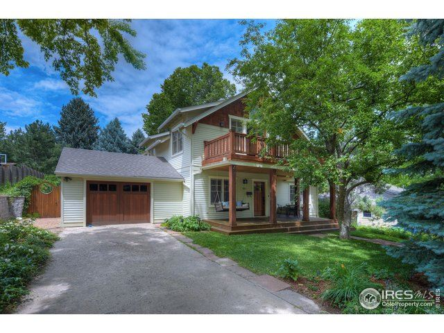 Photo for 425 Hawthorn Ave, Boulder, CO 80304 (MLS # 916669)