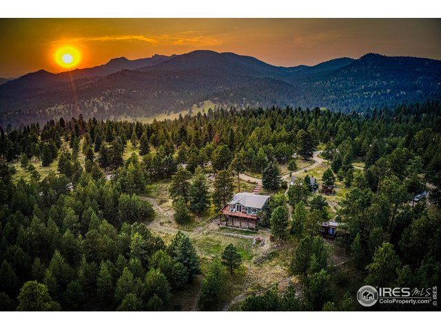 Photo for 7127 Flagstaff Rd, Boulder, CO 80302 (MLS # 950671)