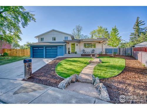 Photo of 4610 Talbot Dr, Boulder, CO 80303 (MLS # 912672)