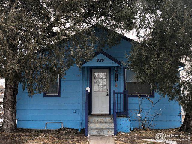 930 Grant St, Fort Morgan, CO 80701 - #: 903672