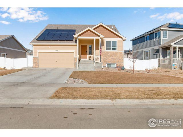1405 87th Ave, Greeley, CO 80634 - #: 934681