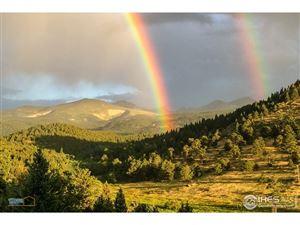 Photo of 9586 Sugarloaf Rd, Boulder, CO 80302 (MLS # 896682)