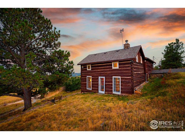 Photo for 223 Old Post Office Rd, Boulder, CO 80302 (MLS # 952683)