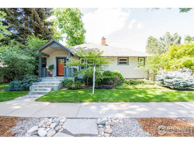 412 E Laurel St, Fort Collins, CO 80524 - #: 943689