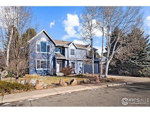 Photo of 1777 Hawthorn Pl, Boulder, CO 80304 (MLS # 930690)