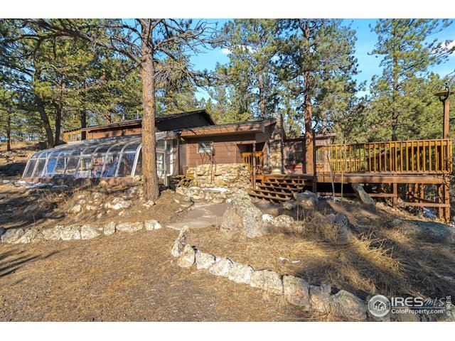 61 Fox Creek Rd, Glen Haven, CO 80532 - #: 929695