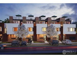 Photo of 2304 Pearl St 5, Boulder, CO 80302 (MLS # 866696)