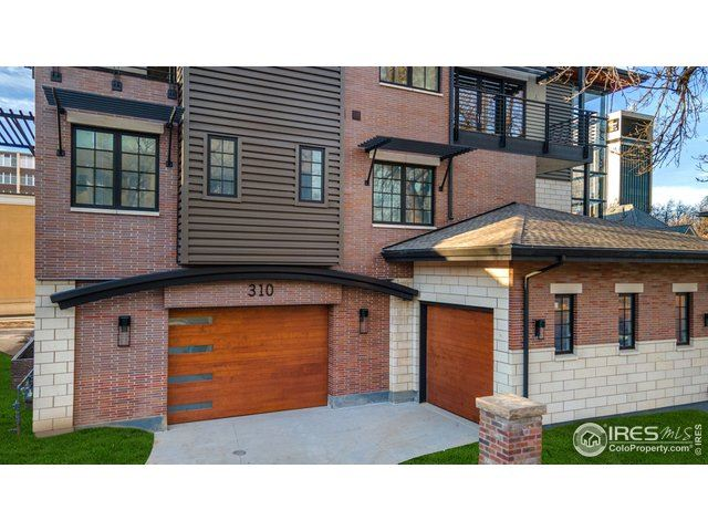 310 W Olive St C, Fort Collins, CO 80521 - #: 930696