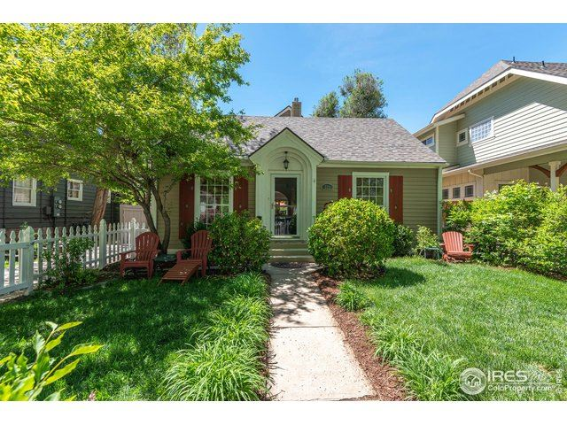511 W Mountain Ave, Fort Collins, CO 80521 - #: 913700