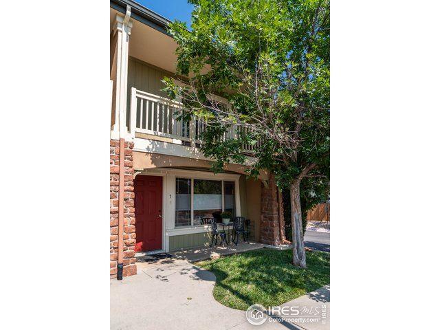 Photo for 4800 Osage Dr A-1, Boulder, CO 80303 (MLS # 950701)