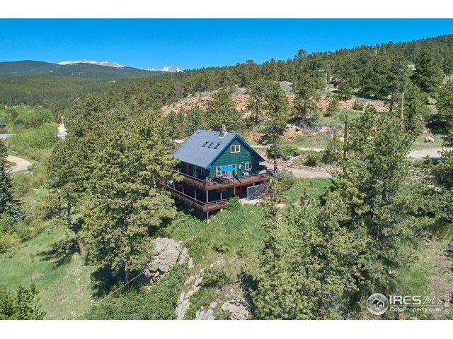 334 W 4th St, Nederland, CO 80466 - #: 906702