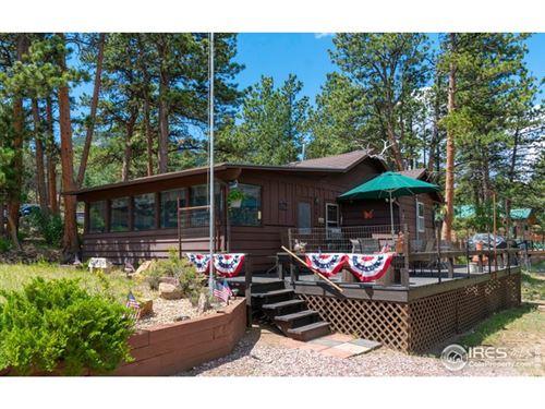 Photo of 1125 Marys Lake Rd, Estes Park, CO 80517 (MLS # 916703)