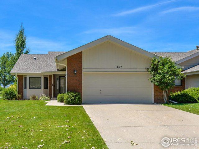 1467 Front Nine Drive, Fort Collins, CO 80525 - #: 889703