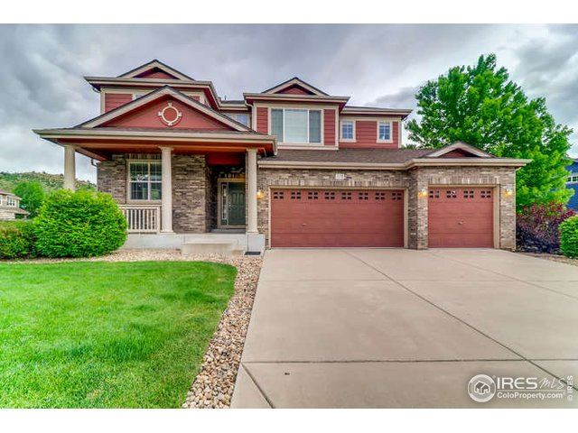 112 Eagle Valley Dr, Lyons, CO 80540 - #: 885705