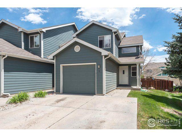 1018 Tierra Ln C, Fort Collins, CO 80521 - #: 911705
