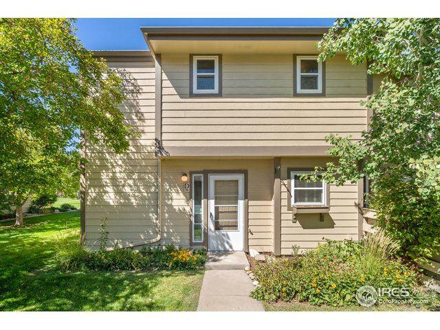 3465 Lochwood Dr D 16, Fort Collins, CO 80525 - #: 951714