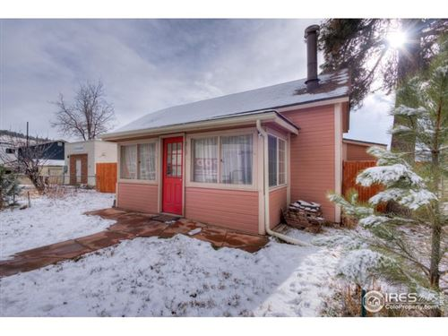 Photo of 319 Stickney Ave, Lyons, CO 80540 (MLS # 930716)