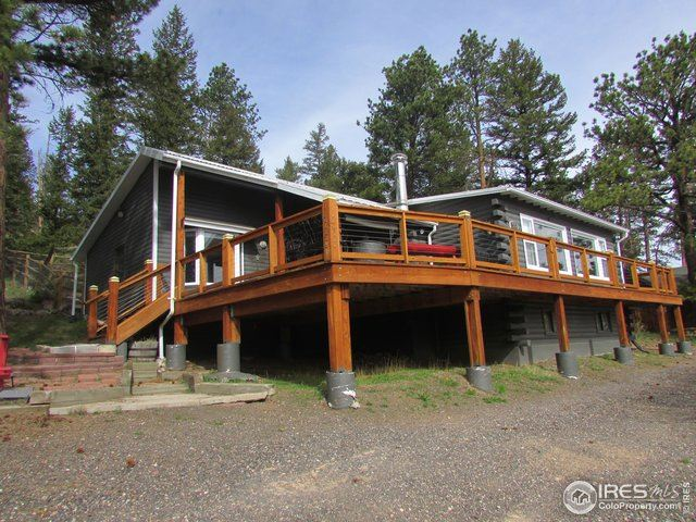 551 County Road 67j, Red Feather Lakes, CO 80545 - #: 941716
