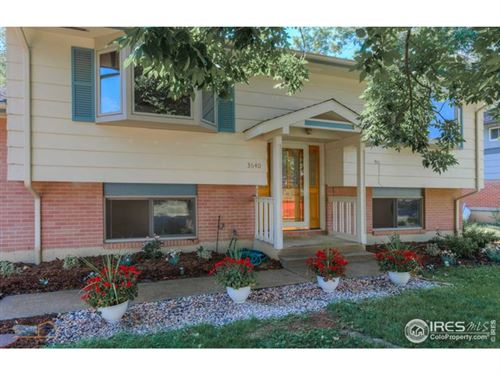 Photo of 3640 Cloverleaf Dr, Boulder, CO 80304 (MLS # 946718)