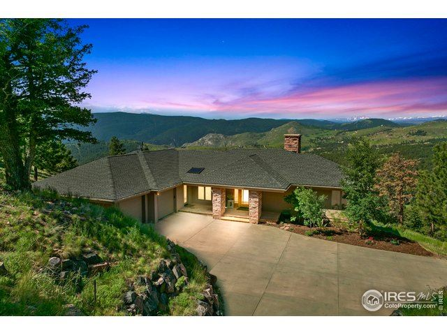 906 Arkansas Mountain Rd, Boulder, CO 80302 - #: 945720