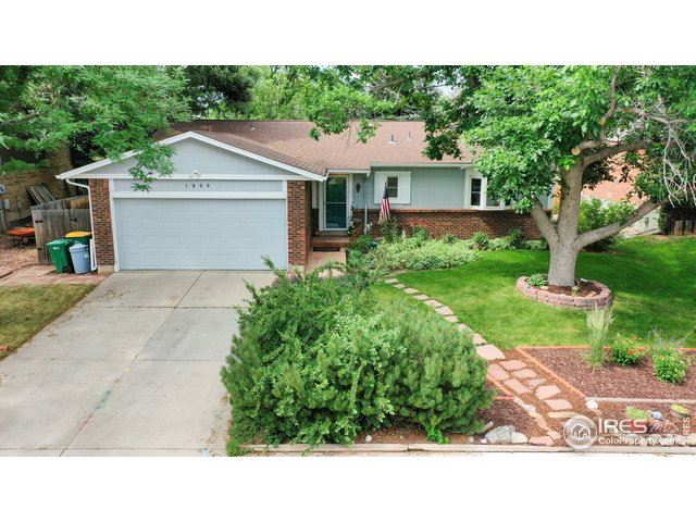 1800 Hull St, Fort Collins, CO 80526 - #: 945725