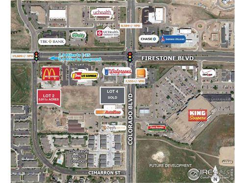 Photo of 000 Cimarron St, Firestone, CO 80504 (MLS # 898731)